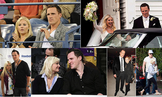Elisha Cuthbert Wedding.In Photos Dion Phaneuf And Elisha Cuthbert S 11 Sweetest Moments