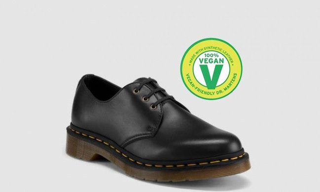 It isn't just baked goods that are vegan. Doc Martens' has 100% vegan-friendly footwear, made from synthetic microfiber that looks and feels like leather. 100% animal-free and totally Natalie Portman-worthy. Doc Martens' Vegan 1461 Shoes, $159.00