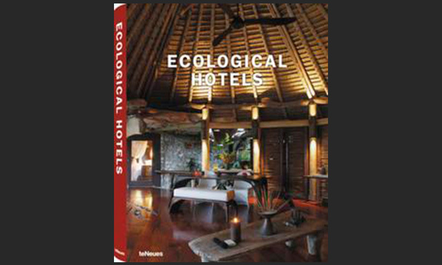 Hotels function as a home away from home, but often these stays are full of waste. Perfect for the avid traveller, this compendium profiles stylish and eco-friendly accommodations across the globe, each respectful of local traditions, resources and ecosystems. Teneues' Ecological Hotels, $59.95