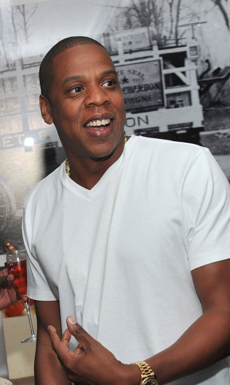 "Jay-Z spends big and tips even bigger. The rapper, who dropped $250,000 on champagne at Scarpetta in Miami, thanked an astonished wait staff by leaving $50,000 in gratuity. As Jay puts it: ""What's 50 grand to [me], can you please remind me?"""