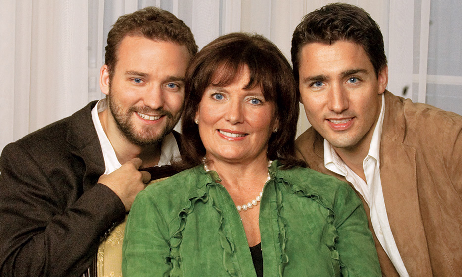 "MARGARET TRUDEAU: ""I don't care about the power, I don't care about the glamour, and I don't care about the prestige,"" she says. ""What I do care about is my sanity so I can raise my children. I did manage to keep my family."" - BP Magazine."