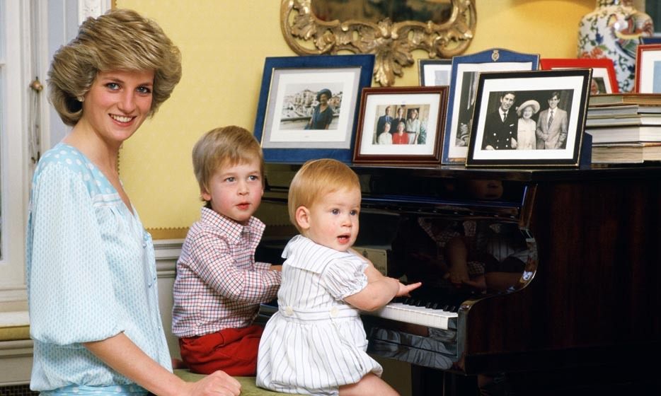 "PRINCESS DIANA: ""I live for my sons. I would be lost without them."" - BBC"