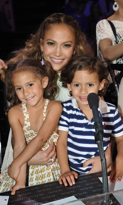 "JENNIFER LOPEZ: ""I'm a singer. I'm a dancer. I'm a performer. I'm an actress. That's what I'm supposed to be doing. It makes me a better parent, a better person. I think I can just handle more than the average bear, you know?"" - Harper's Bazaar"