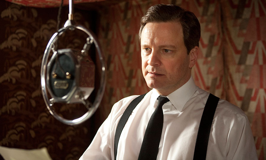 The King's Speech' tells the tale of how King George VI, played by Colin Firth, overcame a debilitating stutter. The film won Best Picture at the 2011 Academy Awards and earned Colin an Oscar for Best Actor.