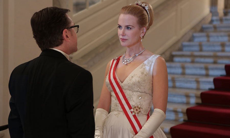 "Starring Nicole Kidman as Grace Kelly during the early years of her marriage to Prince Rainier III, 'Grace of Monaco' is scheduled to premiere at the Cannes Film Festival this month. Though the biopic has been slammed by the Monégasque monarchy as a ""farce"" and ""totally fictional,"" director Oliver Dahan has stood by his artistic interpretation of Grace's struggle with her royal role at the time."