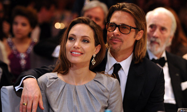 When two of the biggest stars in the world crossed paths in 2004, neither was looking for love.