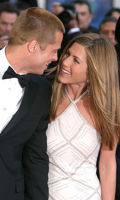 The heart throb was married to Hollywood golden girl Jennifer Aniston.