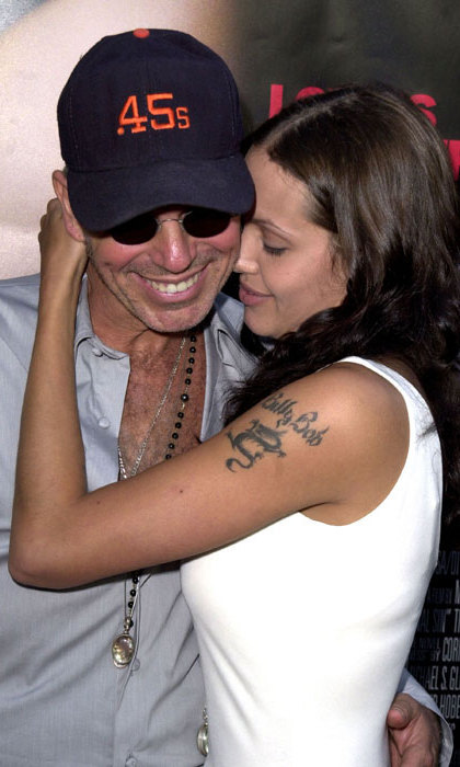 Angelina then found romance with with her second husband Billy Bob Thornton.