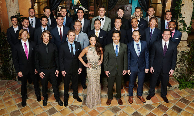 Andi Dorfman will have 25 suitors vying for her heart as 'The Bachelorette' premieres next week.