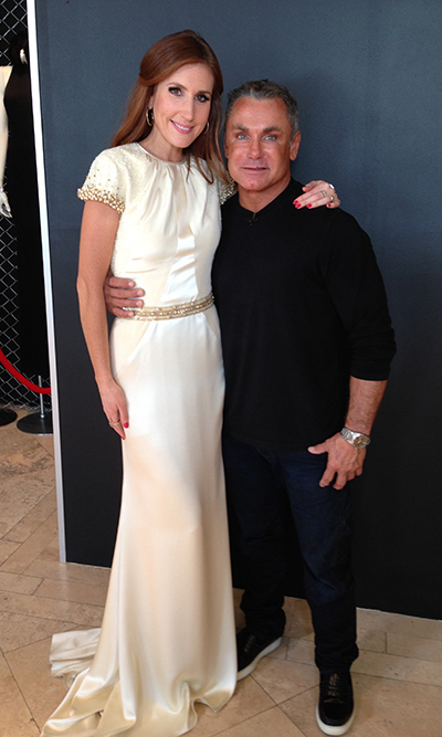 With the amazing Mark Zunino. (www.markzunino.com)