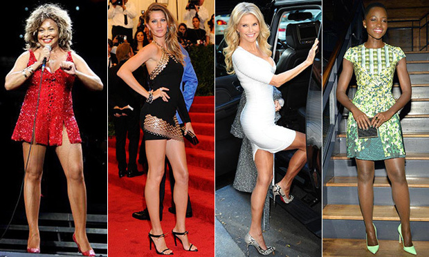 From Tina Turner To Beyonc 233 19 Celebrities With Fabulous Legs