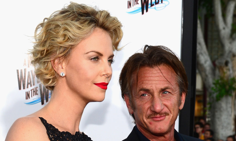 In May 2014, Charlize Theron and Sean Penn attended the premiere of 'A Million Ways to Die in the West' at the Regency Village Theatre in Westwood, California. (Image: Frazer Harrison, Getty Images)