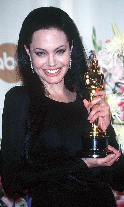 At the Oscars in 2000