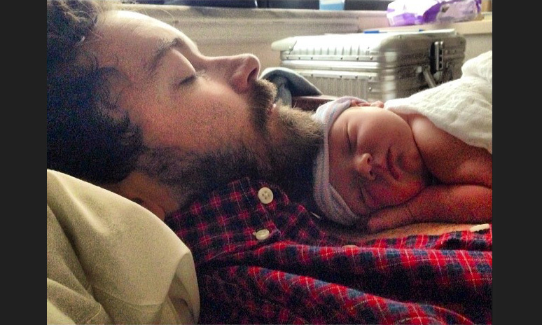 Ashton Kutcher isn't the only 'That 70s Show' actor to become a dad this year. Danny Masterson and wife Bijou Philips welcomed their first child together on Feb. 14. 2014. They named their daughter Fianna Francis.