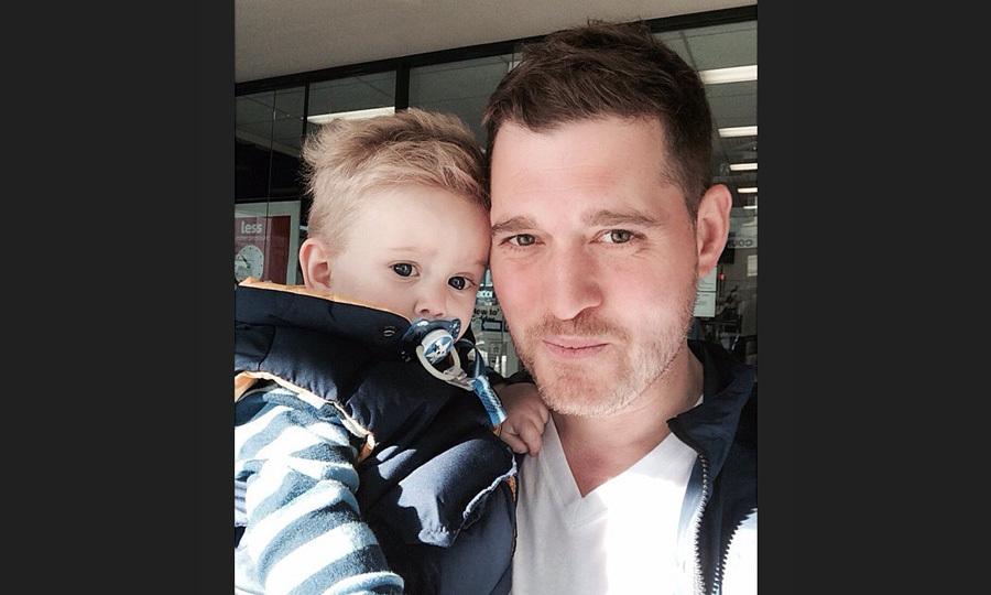 Michael Bublé became a father for the first time when his beautiful wife, Luisana Lopilato, gave birth to their son Noah on Aug. 27, 2013.