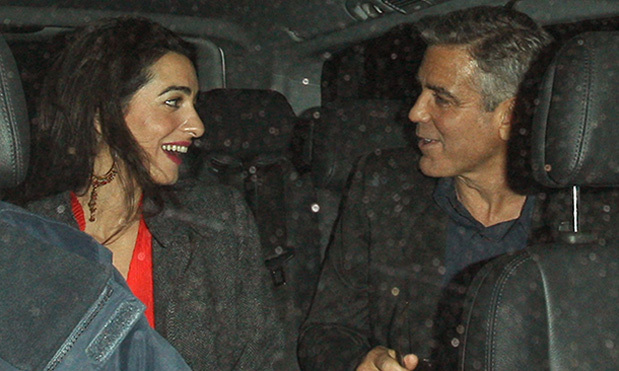 George and Amal seem to have set their sights on Venice for their big day in September.