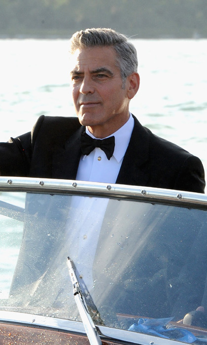 George Clooney And Amal Alamuddin Will Wed In Venice