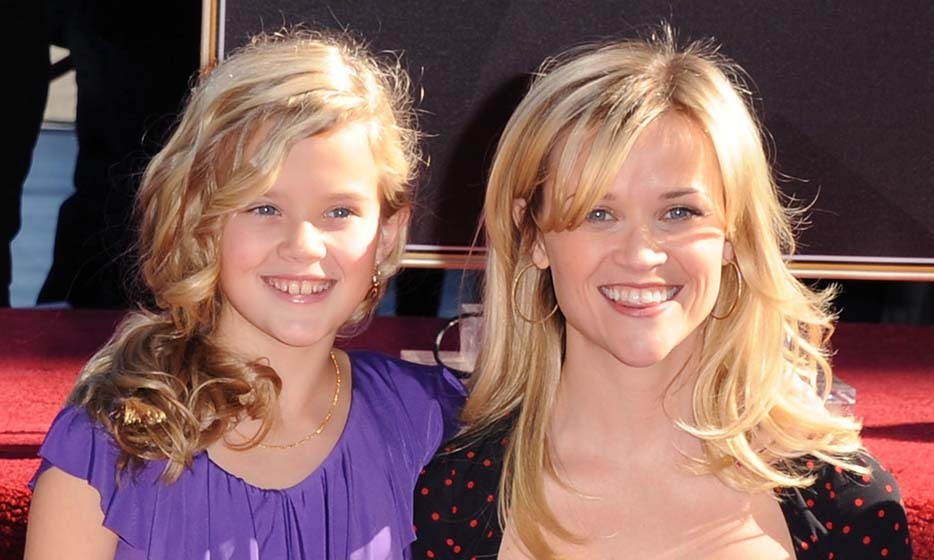 Reese Witherspoon and Ava Elizabeth Phillipe