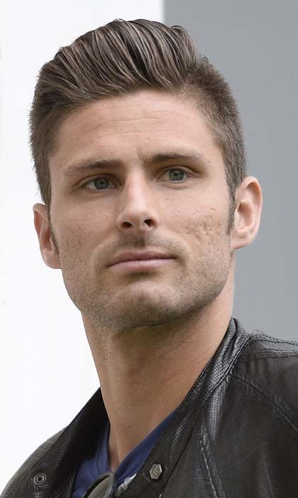 Olivier Giroud Age 27 Country France