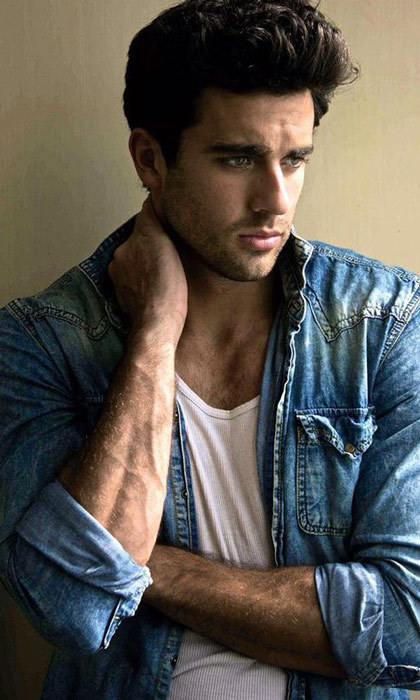 MEXICO: Jose Pablo Minor, 23, Television Actor.