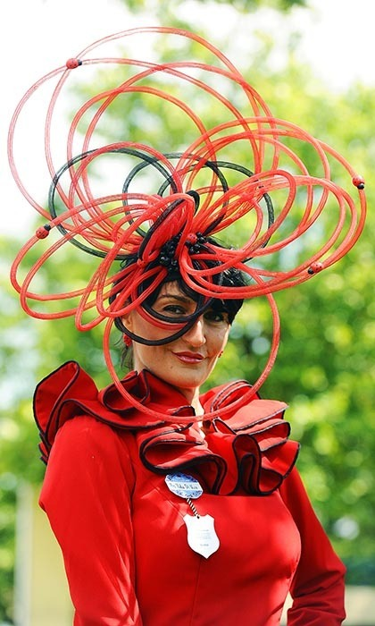 Top 15 Most Outrageous Royal Ascot Hats Ever Hello Canada