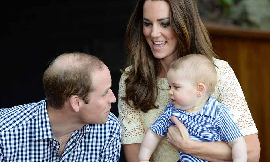 The royal family went on their first royal tour together this past April, where they jetted off to Australia and New Zealand to visit war memorials, exhibitions and academies – and Prince George even had a Bilby enclosure named after him at Sydney's Taronga Zoo!