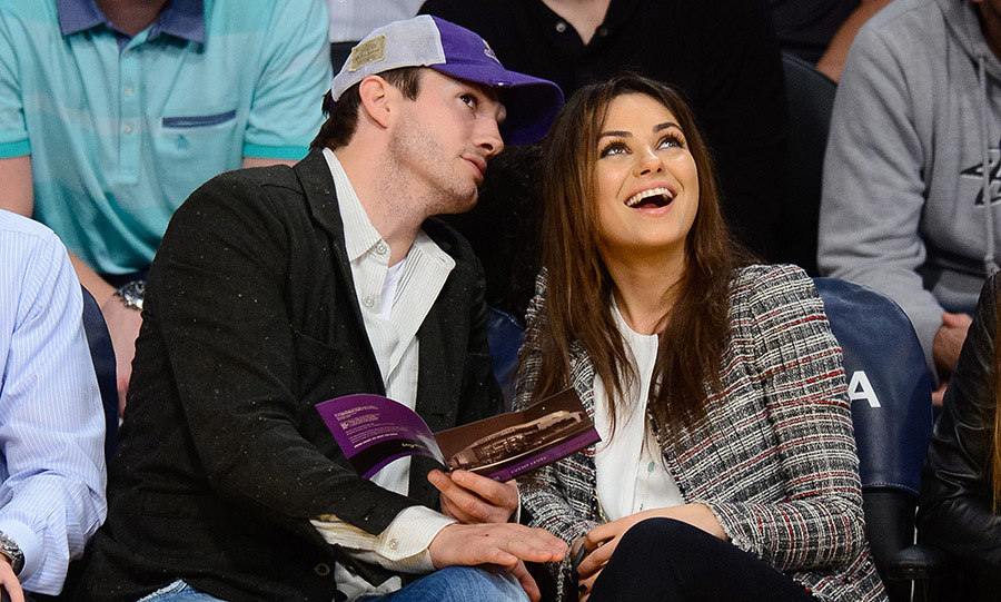 Ashton Kutcher and Mila Kunis are engaged and expecting their first child together