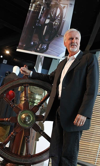 James Cameron has directed some of the biggest box office films of all time, including 'Titanic,' 'Avatar,' 'Jurassic Park,' 'The Terminator' and 'Aliens.' In total, the Ontario native's directorial efforts have grossed more than $2 billion! Photo: © PETER MUHLY/AFP/GettyImages