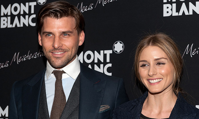 Olivia Palermo has reportedly married Johannes Huebl in New York