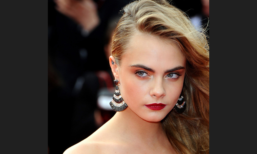 The headliner at Chanel, Mulberry and Burberry, it-girl model Cara Delevingne uses Tweezerman tools to maintain her famed arches. Complete with the lifetime guarantee, you'll want to keep a pair in your makeup bag to shape brows to perfection.