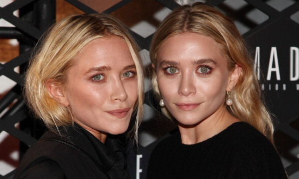 As designers of the cult cool label The Row, the Olsens are known for their tailored precision. And their approach to beauty is no different. Embrace the MK & A way and keep every hair in place with MAC Cosmetics Pro Longwear Water Proof Brow Set in shades from clear to chestnut.