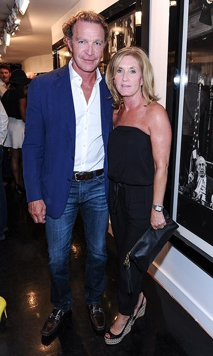 Mark McEwan and Roxanne McEwan (Photo: Sam Santos/George Pimentel Photography)