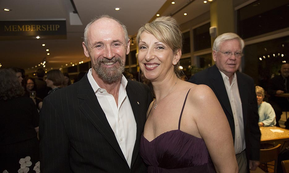 Colm Feore and Donna Feore (Photo: Terry Manzo)