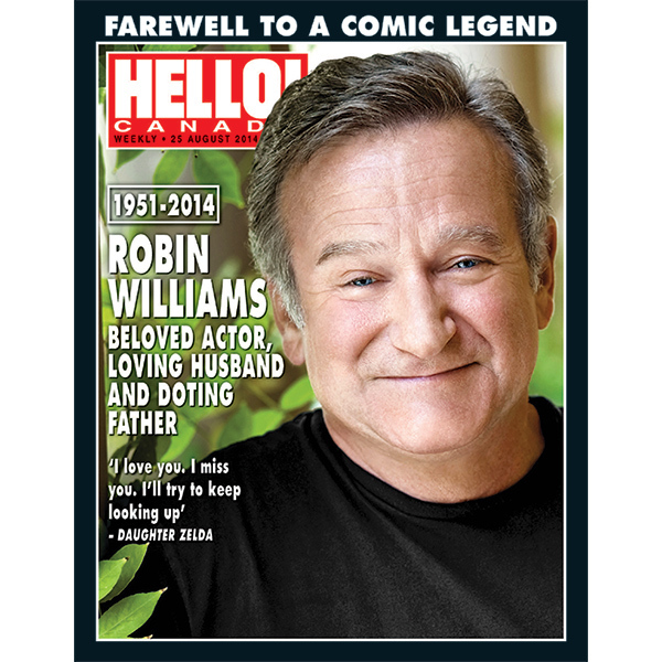 Robin Williams' suicide confirmed by coroner's report