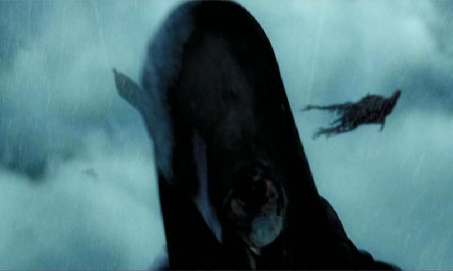 Dementors are based off of J.K. Rowling's battle with depression in her twenties.
