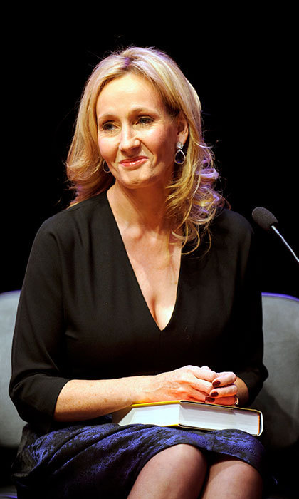 The Harry Potter series may never have happened if J.K. Rowling's mother hadn't died. According to the author, writing the books helped her heal.