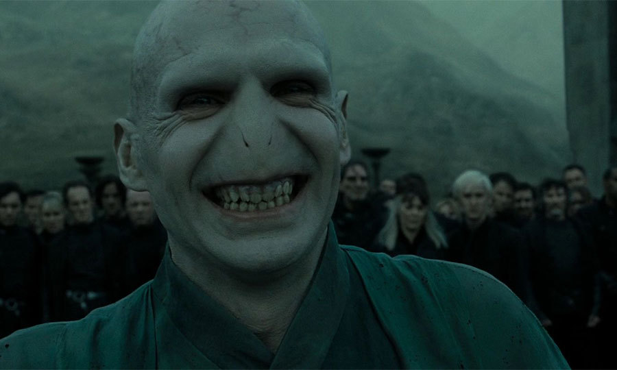 "The 't' at the end of Voldemort is silent. The name is French for ""flight of death."""