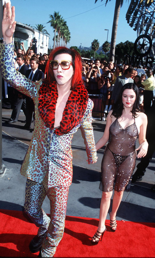 14 Wild Looks From The Mtv Music Video Awards Archives