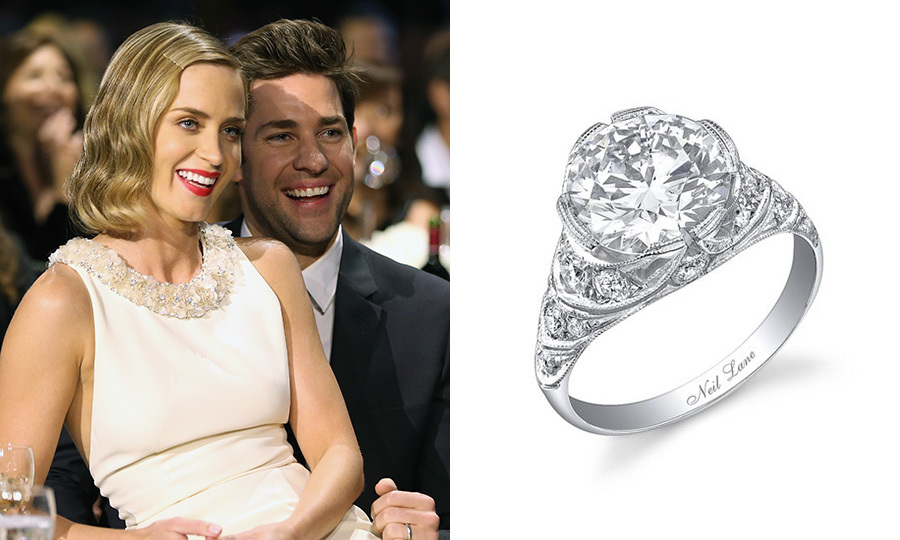 Celebrity Engagement Rings Jewelry Designer Neil Lane Dishes On