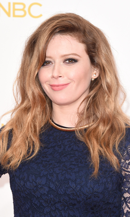 We love Natasha Lyonne's smirk, especially on 'Orange Is The New Black' and even more so with a slick of shell-pink lipstick and tousled strawberry-blonde locks. © Getty