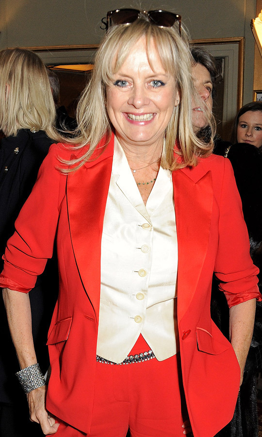 2012: Twiggy attended the press night for Jennifer Saunders' Spice Girls-themed show, 'Viva Forever,' at Piccadilly Theatre. (Image: Dave M. Benett/Getty Images)