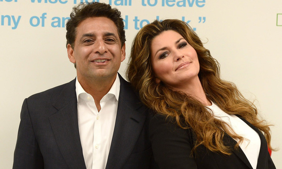 Exclusive Shania Twain Opens Up About Marriage Being A