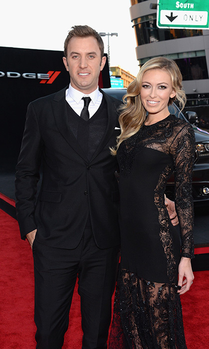 Hello glamour! The pair dazzled at the American Music Awards last year in coordinating black ensembles.
