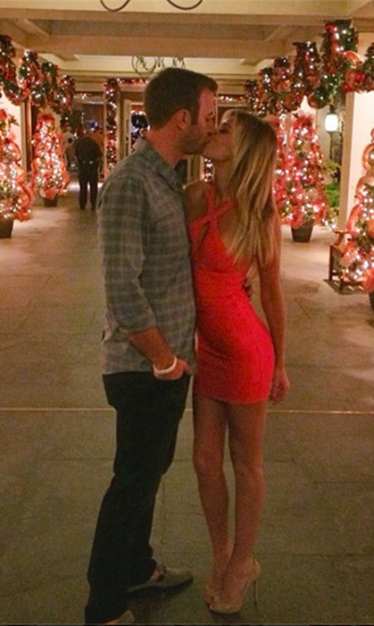 They celebrated their one-year anniversary in Hawaii over the Christmas holidays.